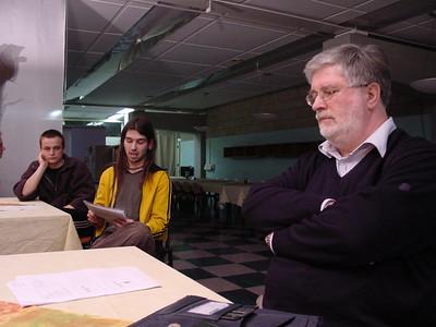 2001-0323 DSE bijeenkomst voor vrijwilligers