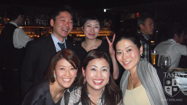 Tokyo Reunion - November 2013