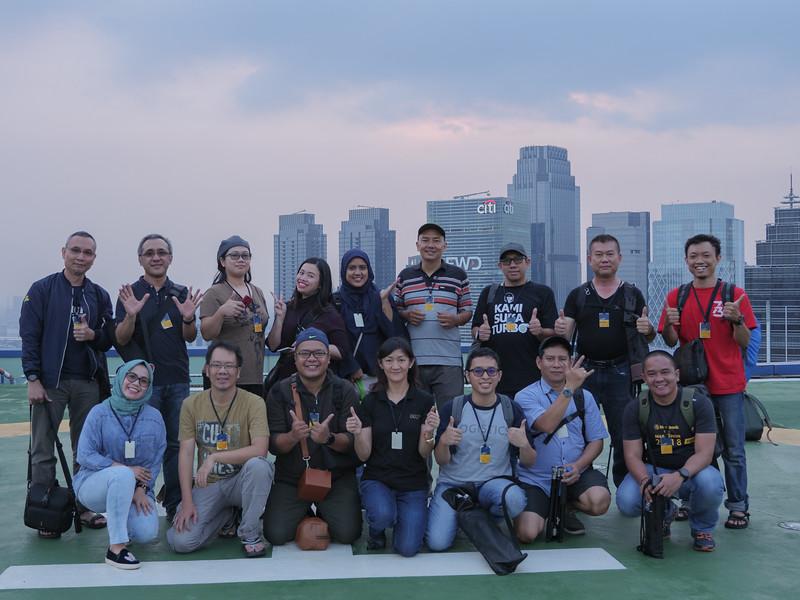 Mentoring Cityscape  Mandiri SCBD