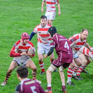 Morley RFC Saxons v Wetherby RUFC 2XV