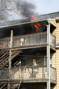 Maltby St. Fire (Shelton, CT) 4/9/11