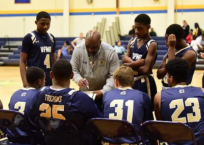 Basketball vs Morrisville