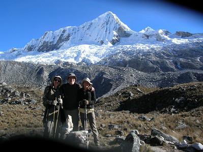 Climbing Mt. Pisco, Peru 2008