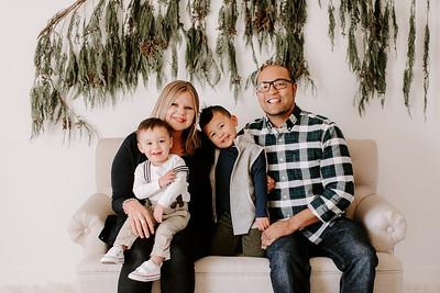 Miller Family   Christmas Mini 2018