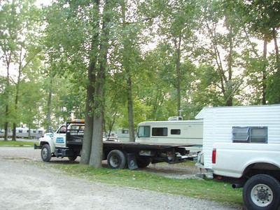 MI, Monroe - July 2004 - Shady Creek RV Park