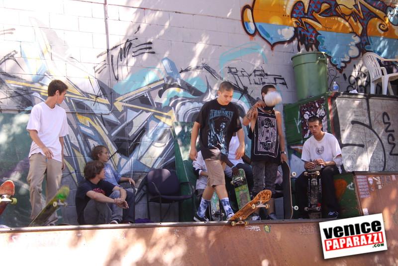 09.05.09  Venice Skate Fundraiser.  Venice United Methodist Church.  Murray Family (6).JPG