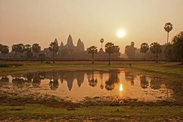 cambodia & vietnam