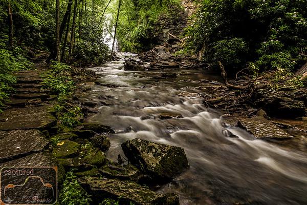Blacksburg, VA / Cascade Falls