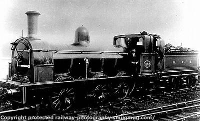 Assorted Bouch locomotives