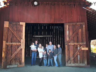 Trunkey Family Nov 2013