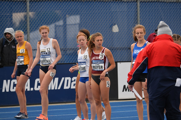 3000M Steeplechase Women Gallery 1- 2021 NCAA Division II Outdoor Track & Field Championships