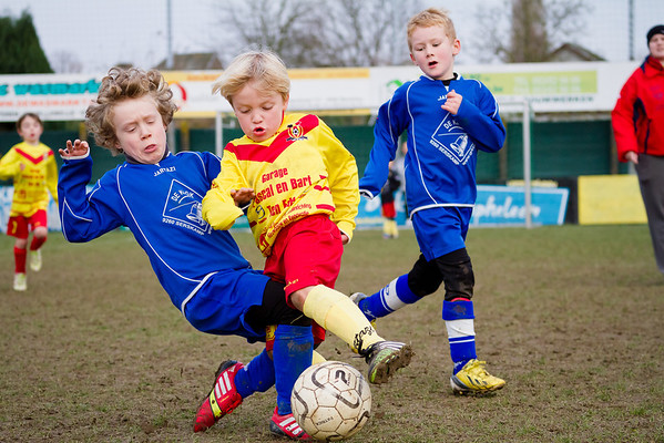 07/12/2013: Serskamp Schellebelle A - FC Edeboys