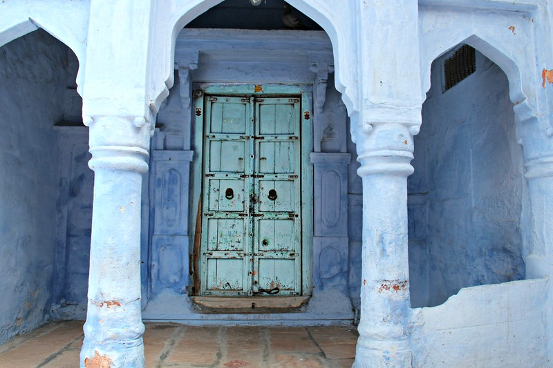 Jodhpur - Blue City of India