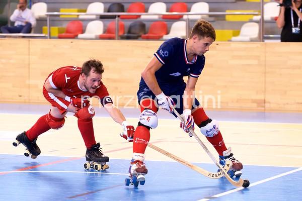 day5: France vs Switzerland
