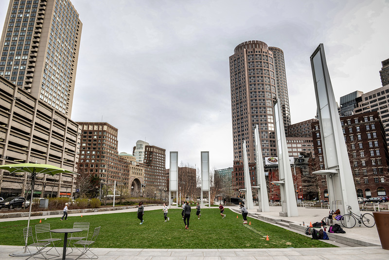 2014-04 Boston Boot Camp (Rose Fitzgerald Kennedy Greenway) 001.jpg