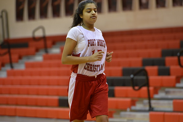 7th Girls b Basketball 12-11-2014