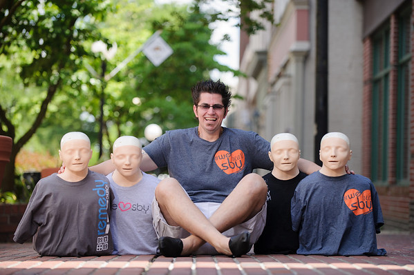 Vinnie Knoepfell: CPR Instructor