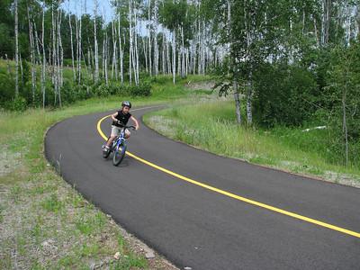 Gitchi Gami Trail
