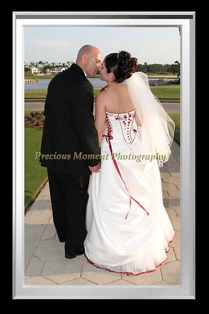 Lisa & Vince - Wedding Album Pages