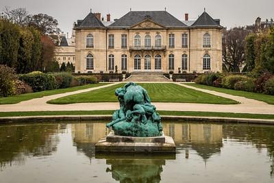 Musee Rodin Paris  Fall 2015