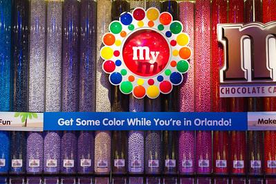 Orlando - Mall and range