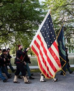 GCVM 2016 Civil War Re-enactment