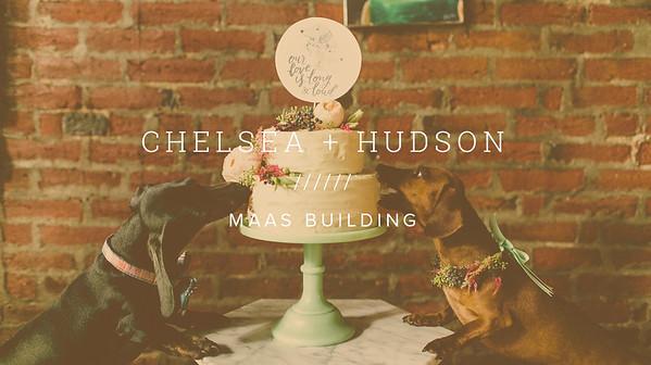 CHELSEA + HUDSON ////// MAAS BUILDING