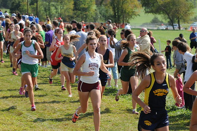 2012 Slippery Rock Cross Country Invitational