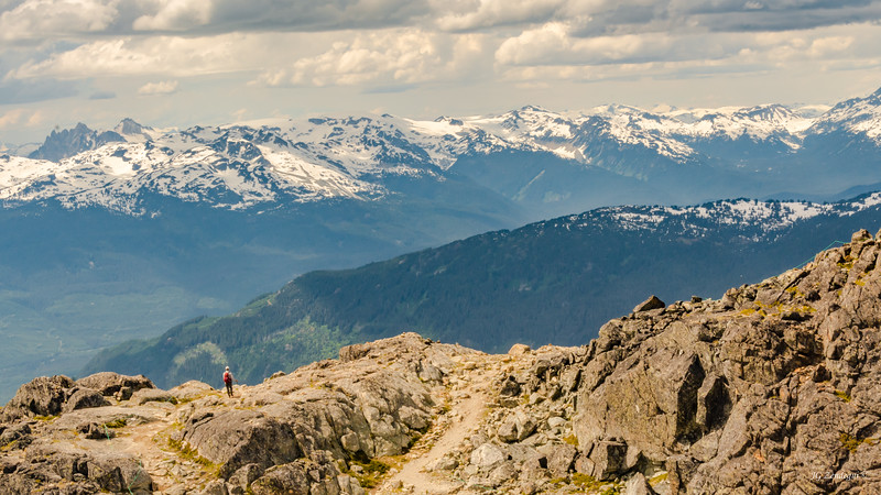 Whistler Mountain Hike 2