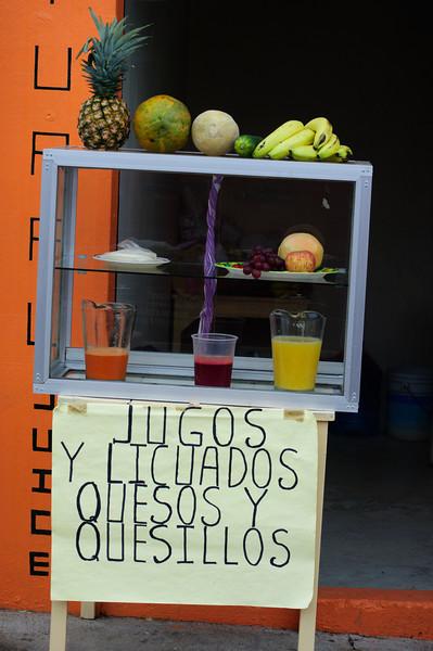 Street Scenes Near Oaxaca