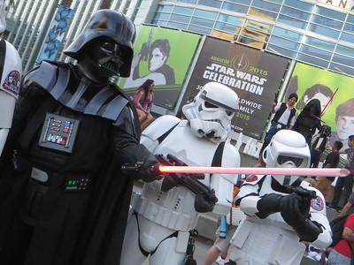 Star Wars Celebration 2015 Cosplay