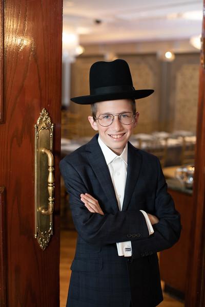 Avraham Y. Fischer Bar Mitzvah