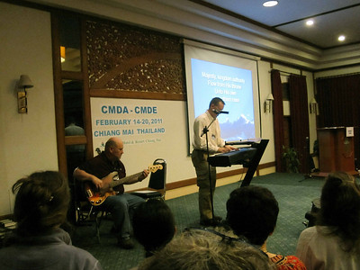 CMDE Conference 2011 (Thailand)