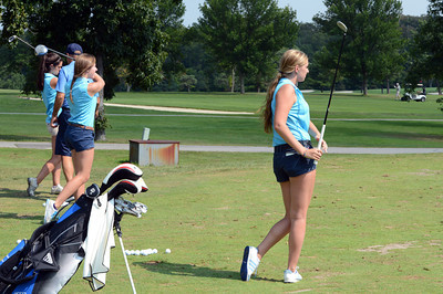Kenston Girls Golf
