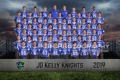 Kelly Middle School Football