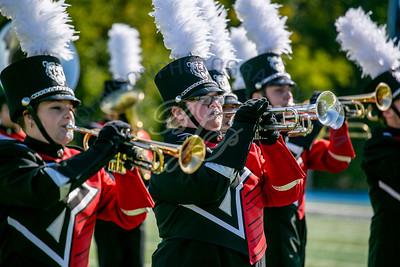 10/26/19 Harrisonville Marching Festival