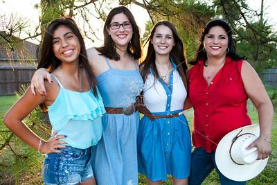 Aurora & Her Girls • Family Session
