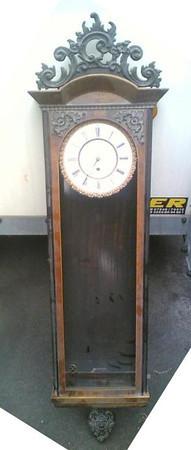 VR-633 Exquisite Viennese Timepiece