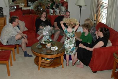 The Ruths.Sharon's Birthday 2011