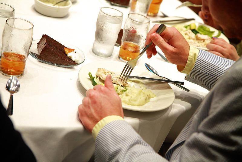 Senior Disorientation Week: Professional Image Dinner.