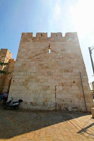 110724 Israel - Jerusalem Old City