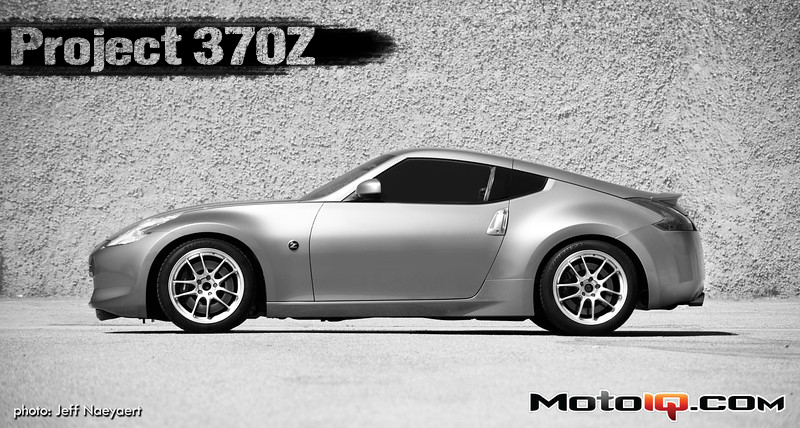 MotoIQ Project Nissan 370Z
