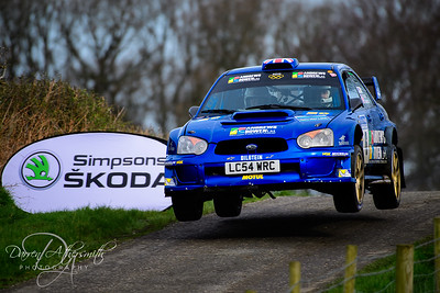 Legend Fires North West Stages