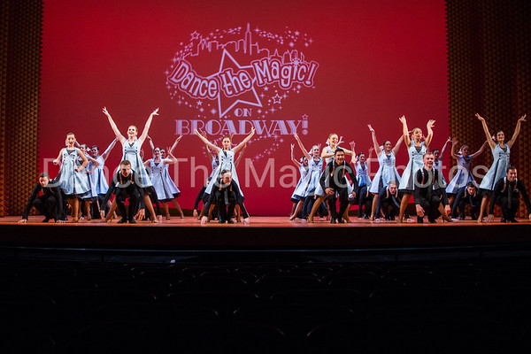 Dance the Magic on Broadway Showcase