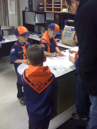 Cub Scouts (2009-2010)