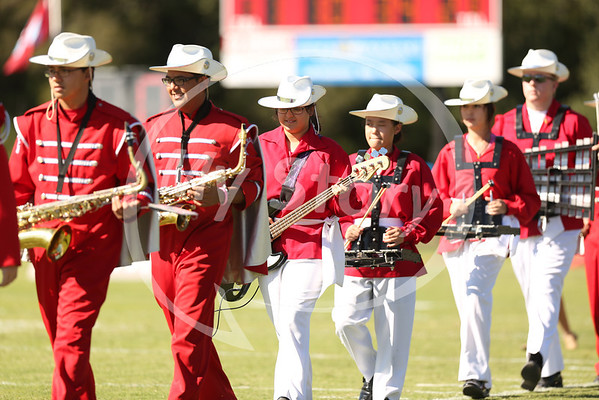Antonian Band @ Brownsville Game