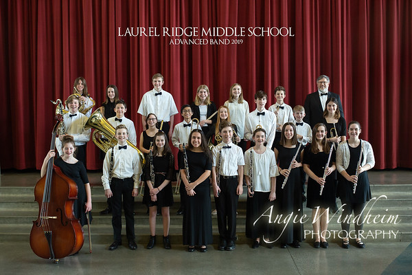 LRMS Advanced Band 2019