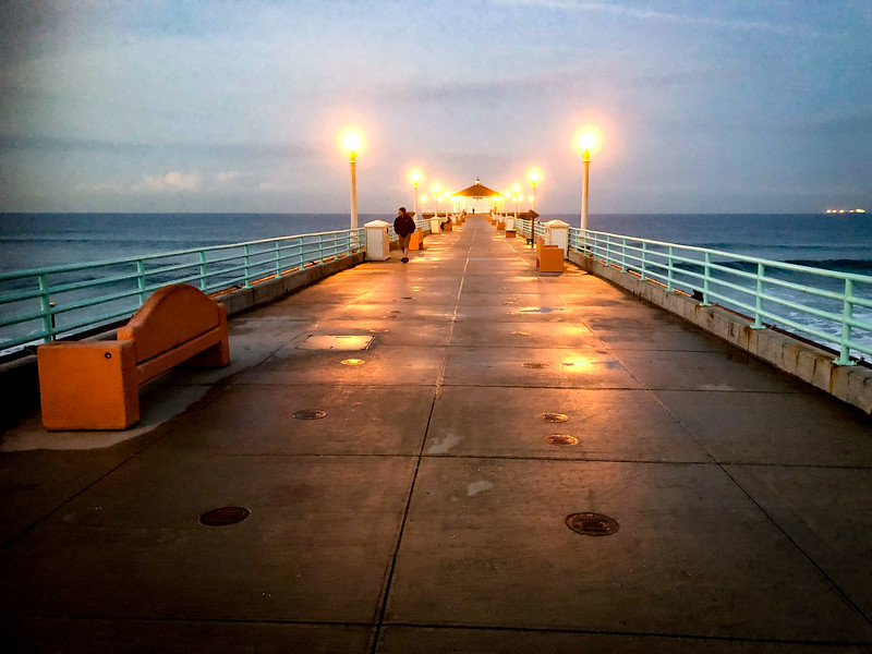Manhattan Beach Pier 2/1/2019