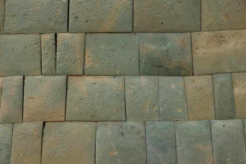 Ingapirca Stone Work
