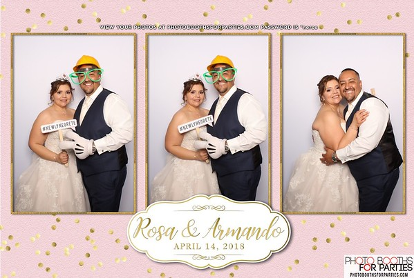 Rosa and Armando's Wedding
